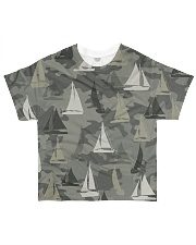 Sailing Camouflage All-over T-Shirt front