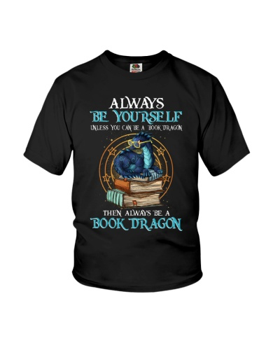 Books Always Be Yourself