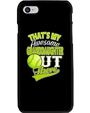 That's my awesome granddaughter out there  Phone Case thumbnail