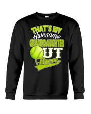 That's my awesome granddaughter out there  Crewneck Sweatshirt thumbnail