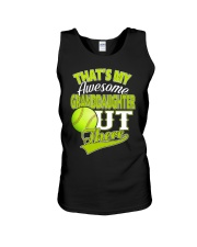 That's my awesome granddaughter out there  Unisex Tank thumbnail