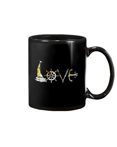 Sailing Sunflower Love