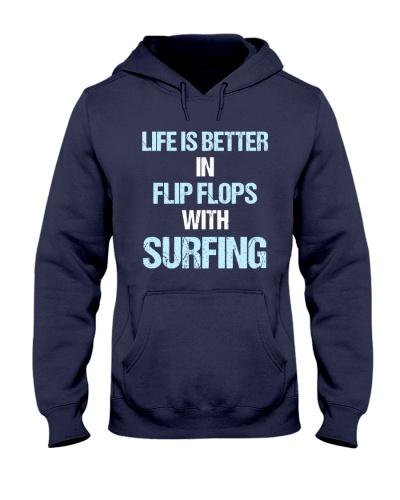 Surfing- Flip Flops