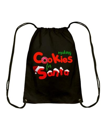 Baker- Making cookies for santa
