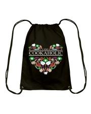 Love Cook Drawstring Bag thumbnail