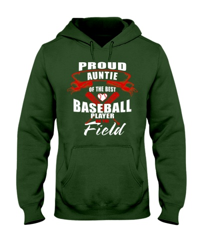Baseball -Pround Auntie