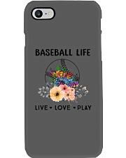 Baseball Life Live Love Play Phone Case thumbnail