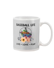 Baseball Life Live Love Play Mug thumbnail