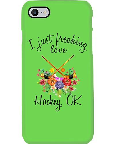 I Just Freaking Love Hockey