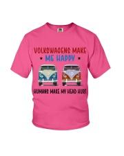 VWGs Make Me Happy Youth T-Shirt thumbnail