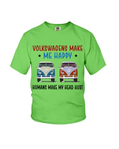 VWGs Make Me Happy