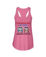 VWGs Make Me Happy Ladies Flowy Tank thumbnail
