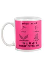 I'm A Reader Mug back