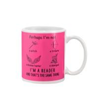 I'm A Reader Mug front