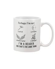I'm A Reader Mug thumbnail