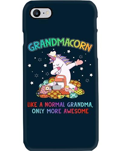 Baking Grandmacorn