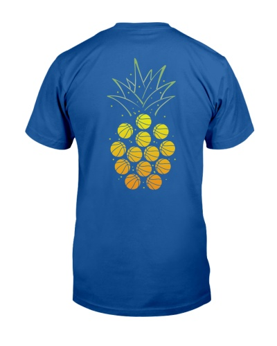 Basketball Pineapples