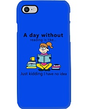 Day Without Books Phone Case thumbnail