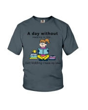 Day Without Books Youth T-Shirt thumbnail