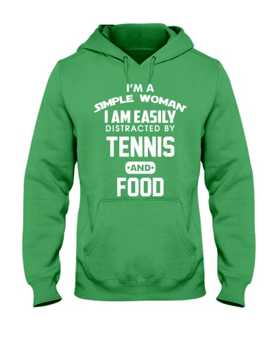 Tennis and Food