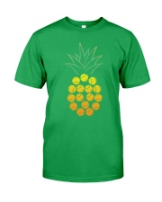 Tennis Pineapple Classic T-Shirt thumbnail