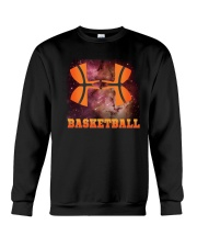 Basketball  Beauty Crewneck Sweatshirt thumbnail