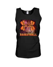 Basketball  Beauty Unisex Tank thumbnail