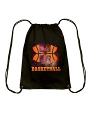 Basketball  Beauty Drawstring Bag thumbnail