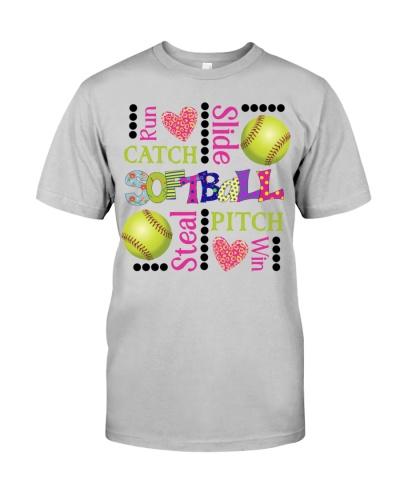 Softball Run Slide