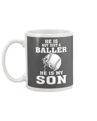 Baseball He Isn't Just A Baller