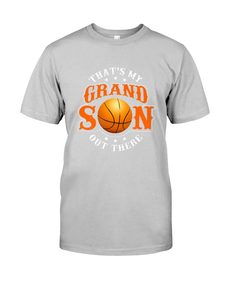 That's my grandson out there Classic T-Shirt