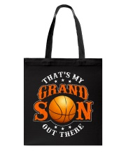 That's my grandson out there Tote Bag thumbnail