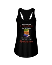 Books Grandma Ladies Flowy Tank thumbnail