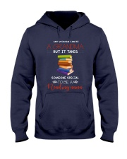 Books Grandma Hooded Sweatshirt thumbnail