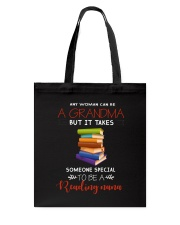 Books Grandma Tote Bag thumbnail