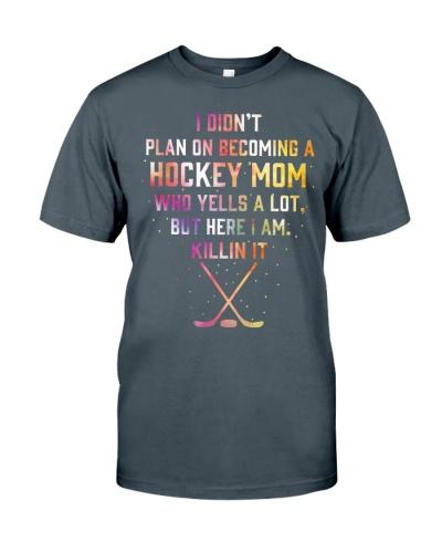 Hockey I Didn't Plan On Becoming A Hockey Mom