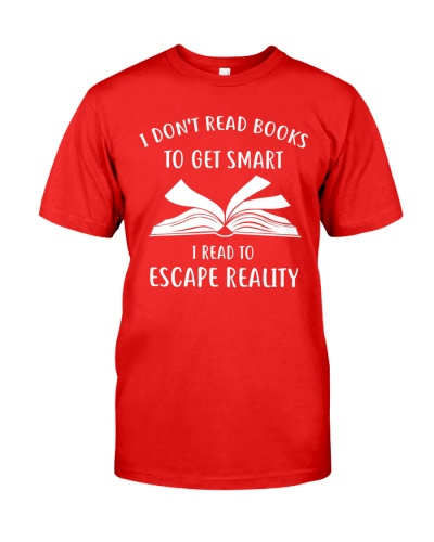 I Don't Read Books