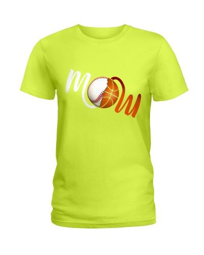 Basketball-Baseball Mom