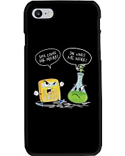 Math And Chemistry She Loves Me More Phone Case thumbnail