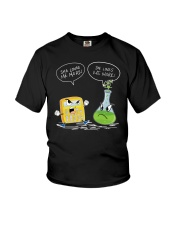 Math And Chemistry She Loves Me More Youth T-Shirt thumbnail
