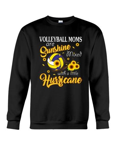 Volleyball Mom Are Sunshine