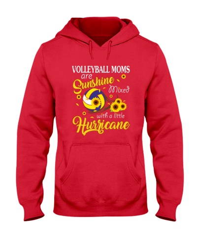 Volleyball Mom Are Sunshine