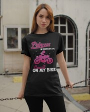 Motorcycle Princess In Every Life Classic T-Shirt apparel-classic-tshirt-lifestyle-19