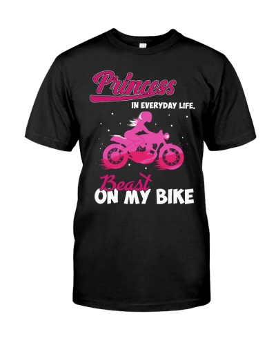 Motorcycle Princess In Every Life