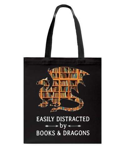 Books Easily Distracted