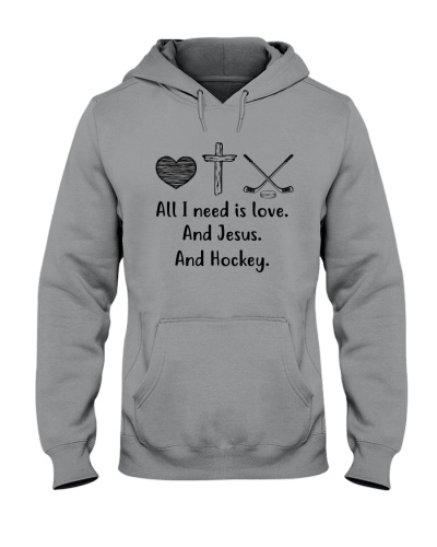 All I Need Is Love And Hockey
