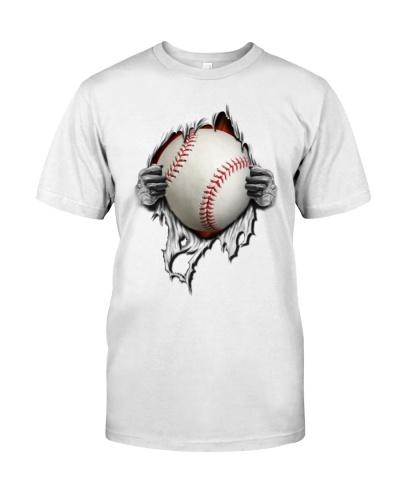 baseball inside me