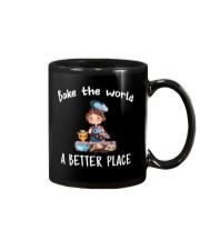 Bake The World A Better Place Mug thumbnail