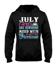 July Are Sunshine T Shirt Quotes Funny Birthday Hooded Sweatshirt thumbnail