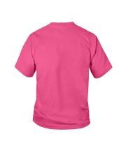 Calling Grandma Youth T-Shirt back